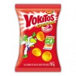 Yokitos conchinhas presunto